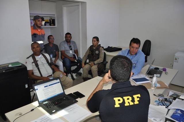 Forças de Segurança Pública realizam 2ª Operação Transporte Seguro em pontos estratégicos da cidade.