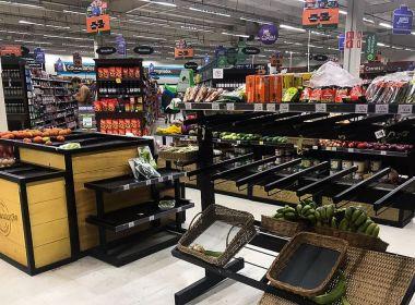 Custo da cesta básica cai em 12 capitais brasileiras; Salvador tem alta de 2%
