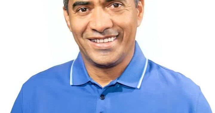 Prefeito de Riachão das Neves, Miguel Crisostomo, concede entrevista ao Blog do Sigi Vilares