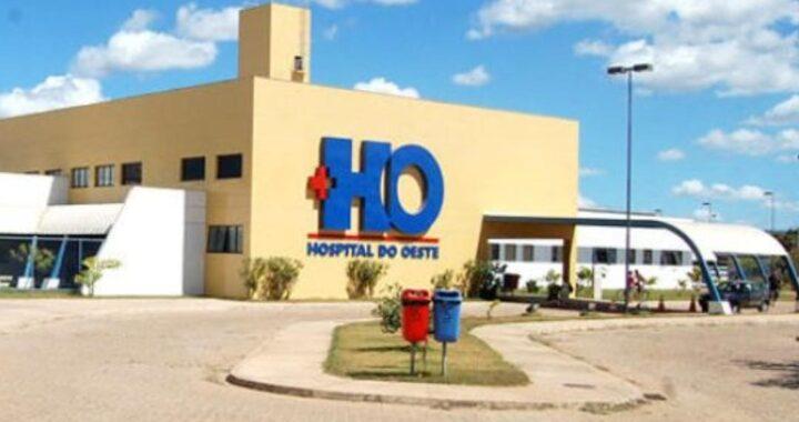 BARREIRAS: HOSPITAL DO OESTE ATINGE 100% DE OCUPAÇÃO NAS UTIs DE COVID-19