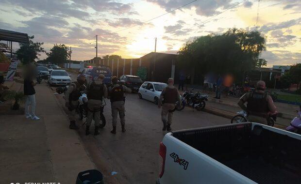 MAIS UMA OPERAÇÃO DE INTENSIFICAÇÃO DO POLICIAMENTO E REALIZADA PELA 85ª CIPM EM RODA VELHA