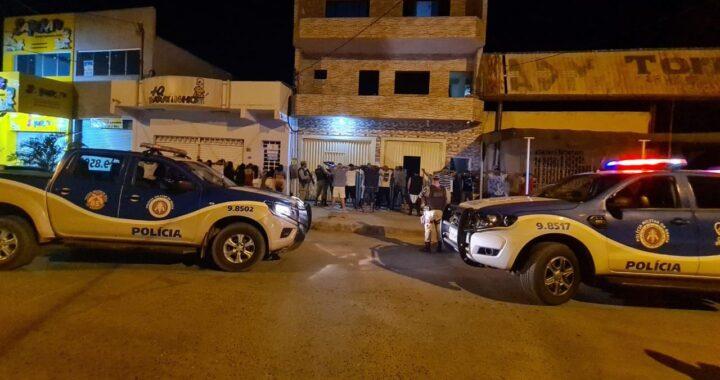 LEM: Polícia Militar faz operação para conter aglomerações e festas clandestinas
