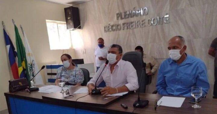 ANGICAL: Prefeito Mezo denuncia desvios da gestão passada